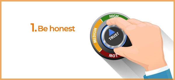 Be honest with your customers when using WooComerce upsell plugin